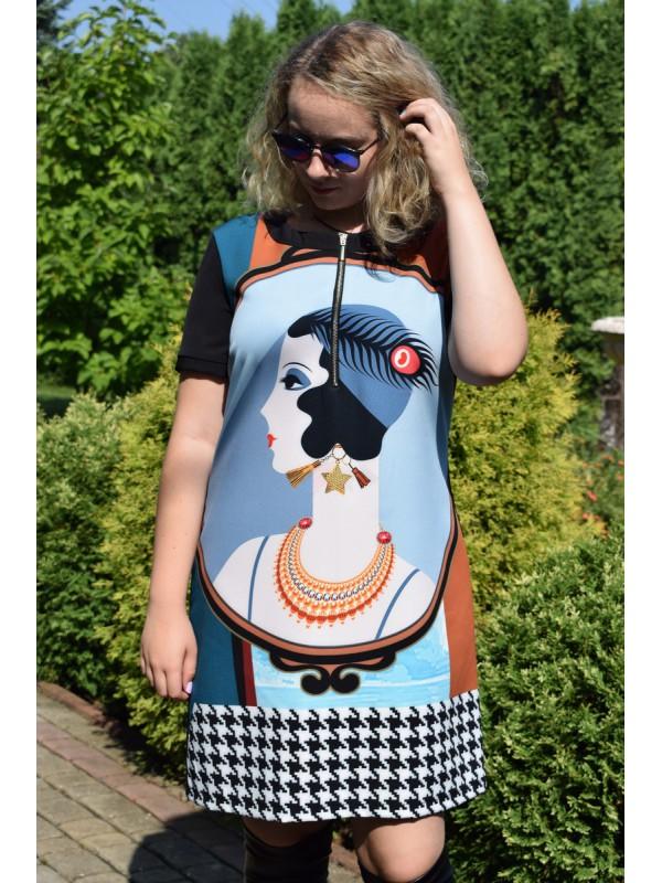 Sukienka Kitana by Rinascimento