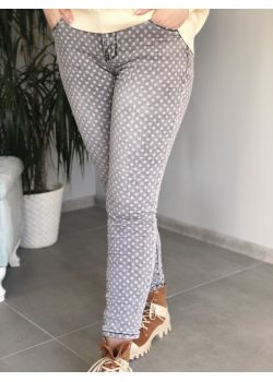 Spodnie jeansy shiny Toxik