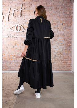 Koszulowa sukienka Bastet